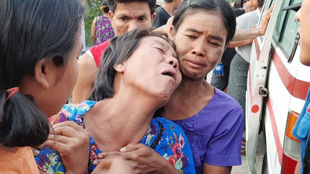 Youths Slain in Mandalay Protests Underscore Dangers to Myanmar Children