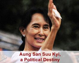 Timeline: Aung San Suu Kyi, a Political Destiny