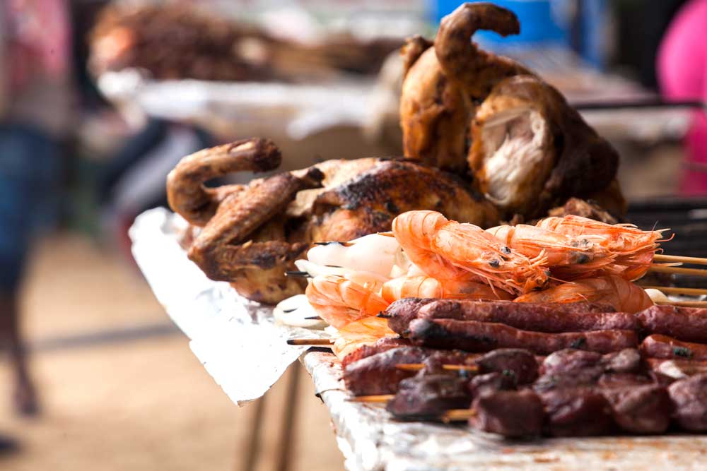 Located on the Atlantic Ocean, Senegal is a rich source of fish and seafood. Photo: RFA
