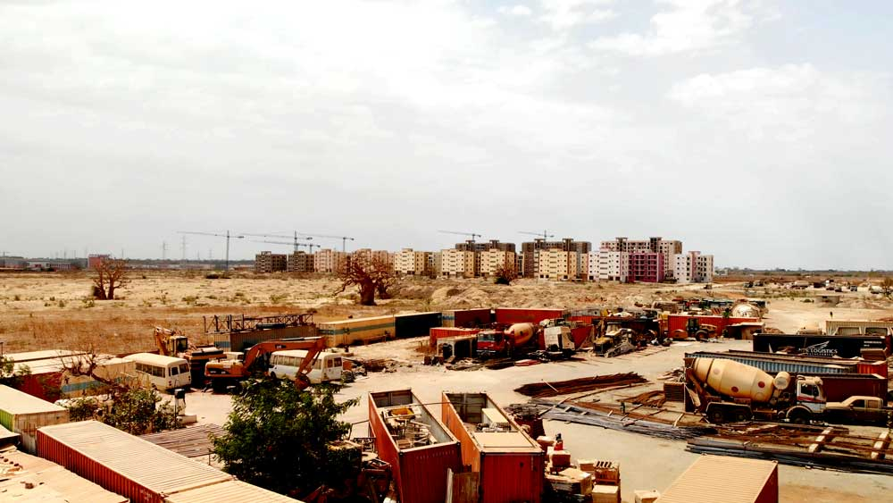Senegal was the first West African country to join the Belt and Road Initiative. A number of infrastructure projects are already in development. Photo: RFA