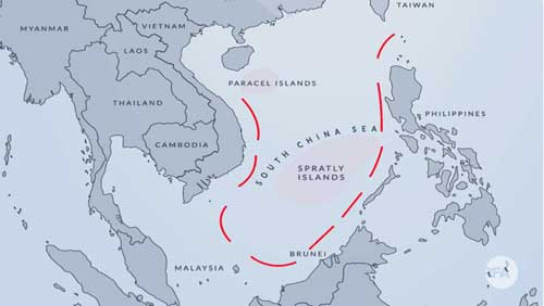 Lawyer Urges New Legal Case 5 Years after Landmark South China Sea Ruling