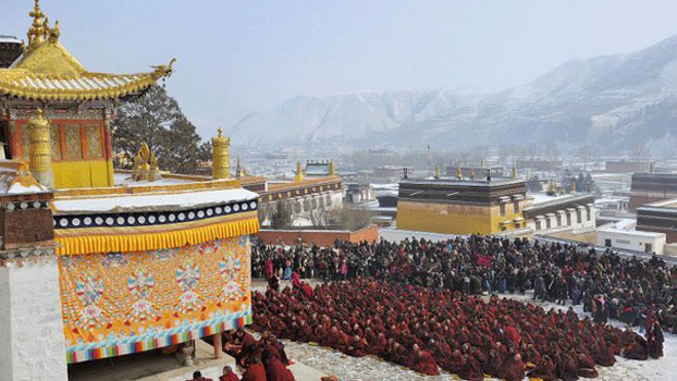 Lawmakers visit Dalai Lama, highlight situation in Tibet