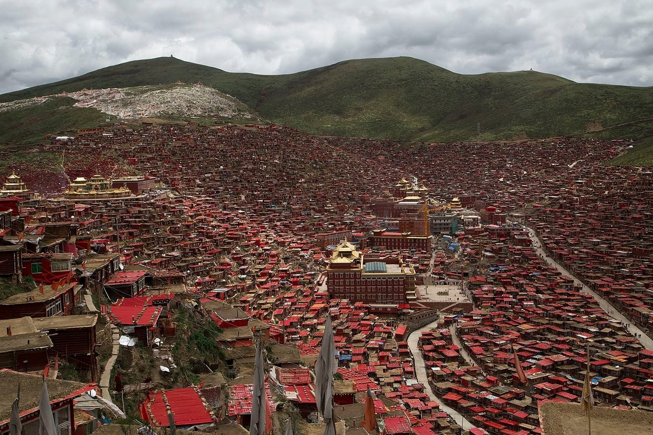Lhasa's Historic Barkhor District Opens, But Monasteries Remain Closed