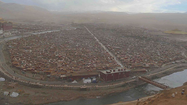 Tibetan Nuns Beaten by Chinese Guards For 'Weeping' in Detention