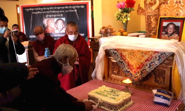 Birthday of Tibet's Panchen Lama Celebrated in Ladakh, Exile Seat in India