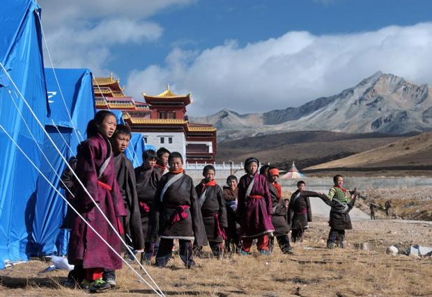 Tibetan Aid Groups Mov...