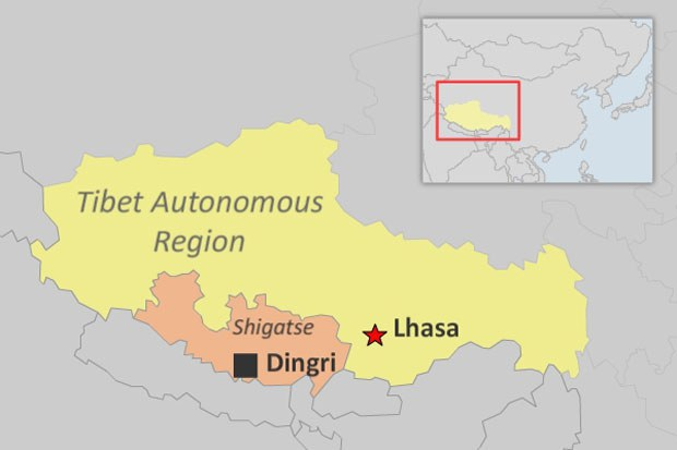 Chinese Authorities in Tibet Demand Information on Relatives Living Abroad