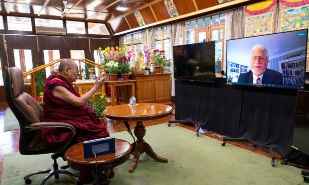 US Coordinator For Tibetan Issues Speaks With Dalai Lama in a Virtual Meeting