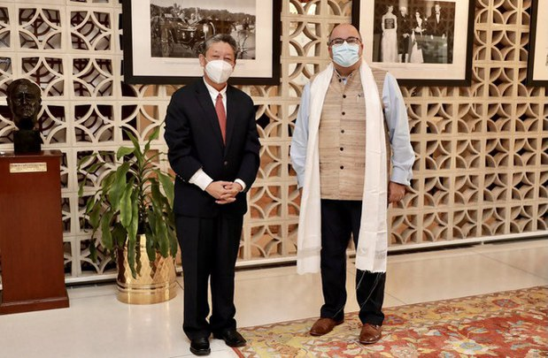 US Diplomat's Meeting with Tibetan Exile Representative in India Riles China