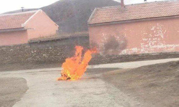 News of Tibetan Self-Immolation Protest Surfaces After Five-Year Delay