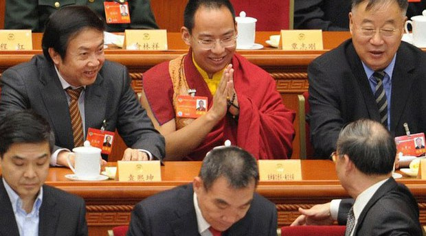 China's Panchen Lama: 'Anti-China Forces' Hype Tibet For Political Gain