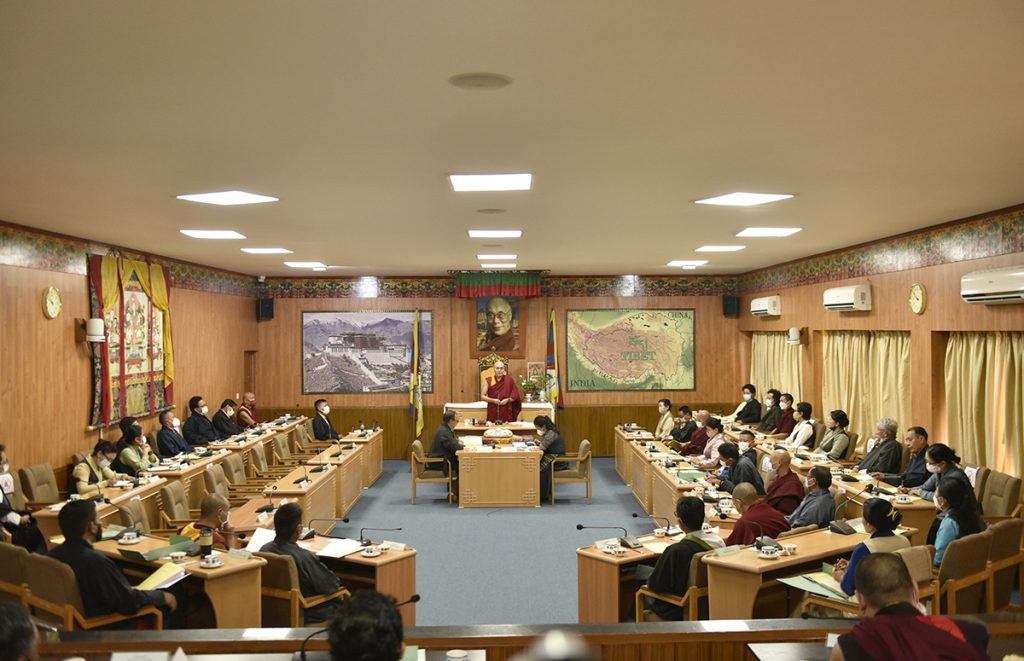 Tibet's Exile Parliament Names Three Women to Cabinet Posts
