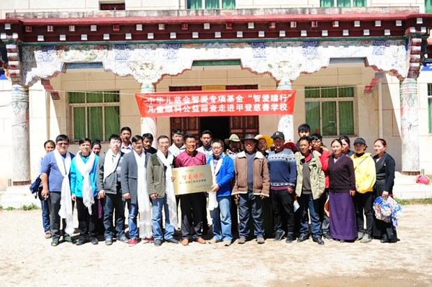 Shut-Down Threatened For Tibetan School in Sichuan