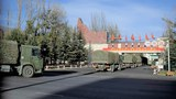 China in Tightened Security Clampdown in Tibet's Capital Lhasa and on the Border