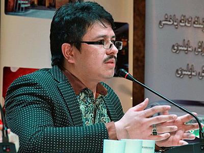 Ababekri Muhtar, founder of the Misranim website, in an undated photo. Photo courtesy of Misranim website
