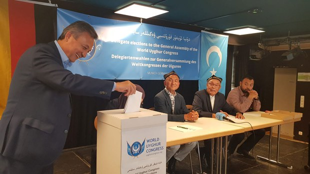 Uyghur Diaspora Holds First Ballot For Delegates Ahead of World Uyghur Congress General Election
