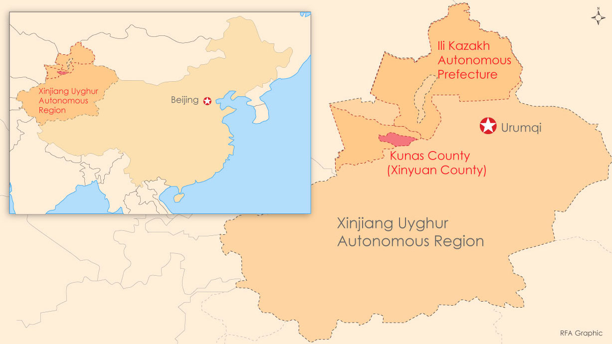 Call From Blacklisted Number Lands Uyghur Woman in Political Re