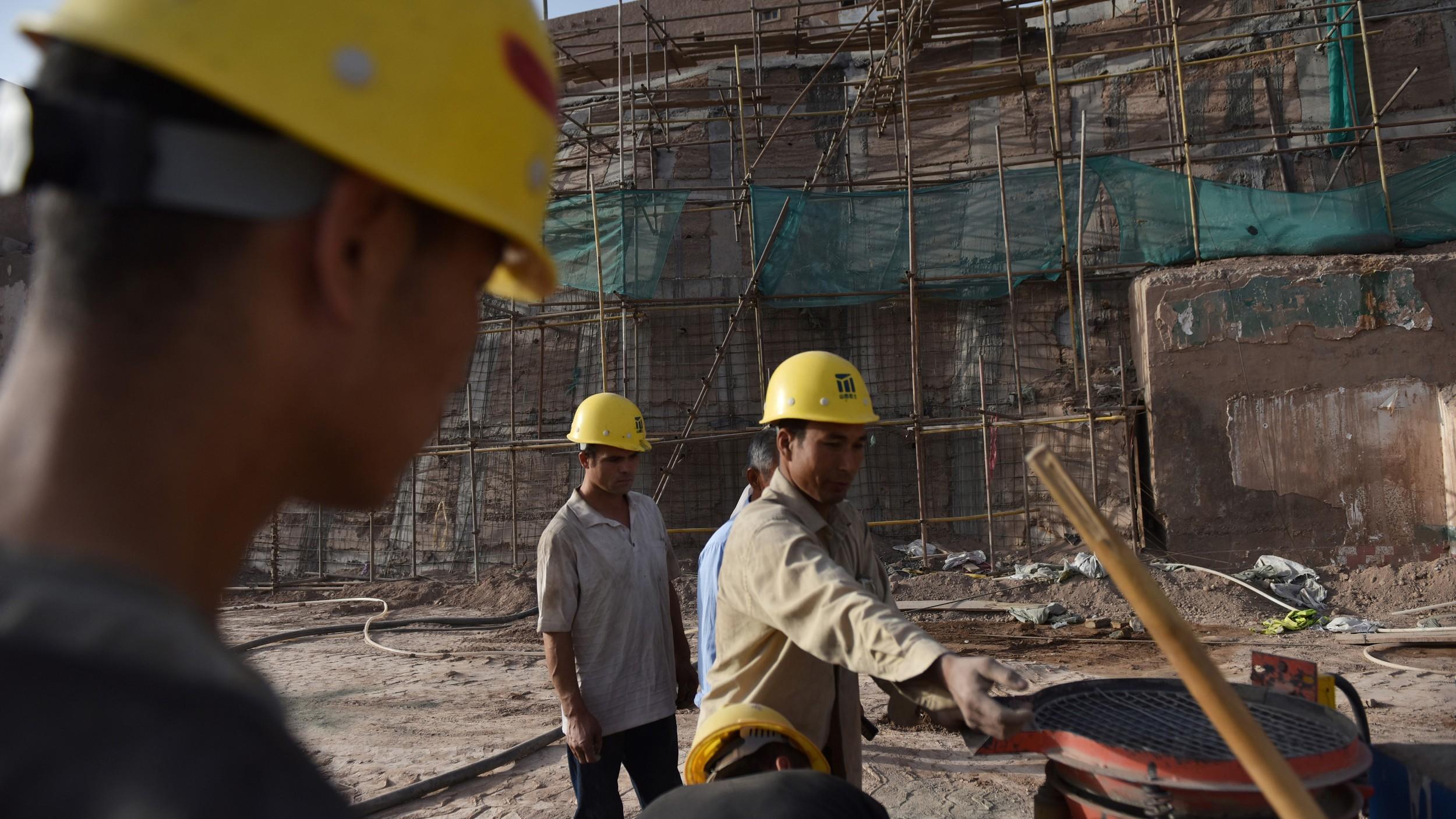 Kashgar's Old City Destruction Emblematic of Beijing's Cultural Campaign Against Uyghurs: Report