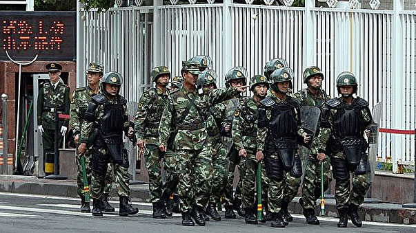 China's Mass Detention of Xinjiang's Ethnic Minorities ...