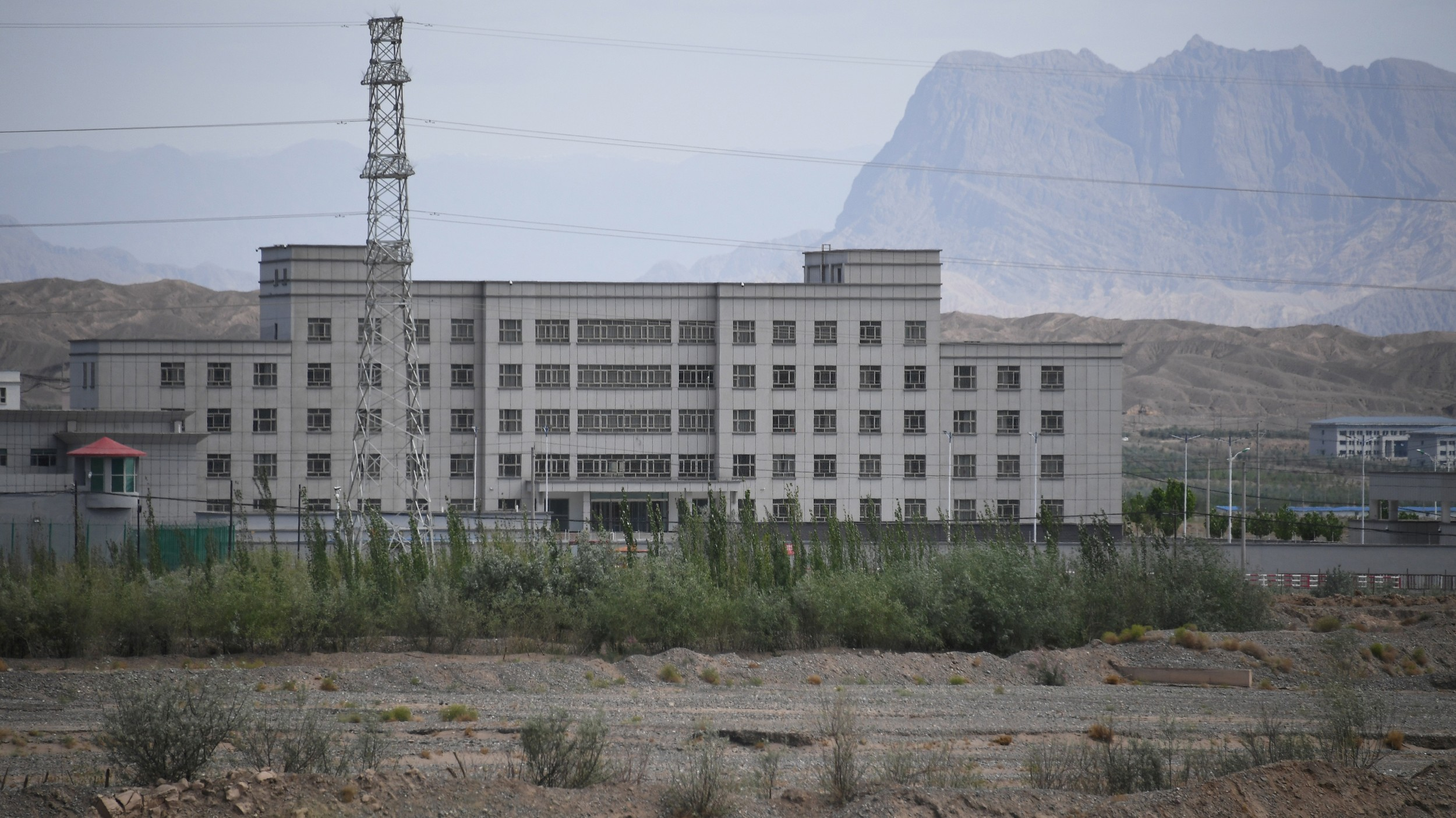 Forced re-education: Secret documents reveal how China mass detention camps work