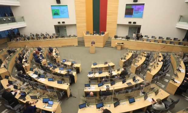 Lithuanian Parliament Passes Motion Condemning Uyghur Genocide