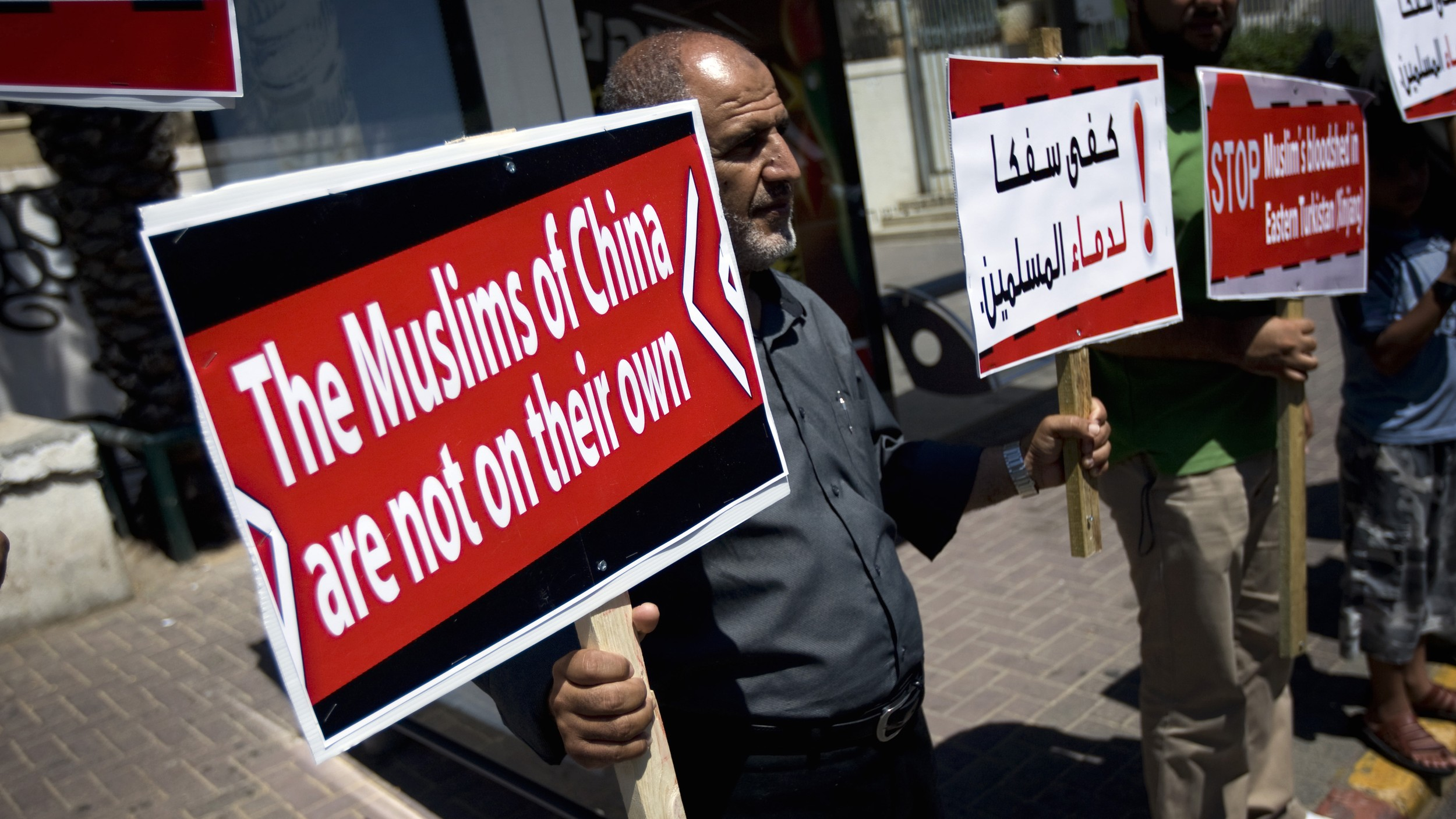 'The Jewish People Do Not Want to See the Same Happen to the Uyghurs': Israeli Activist