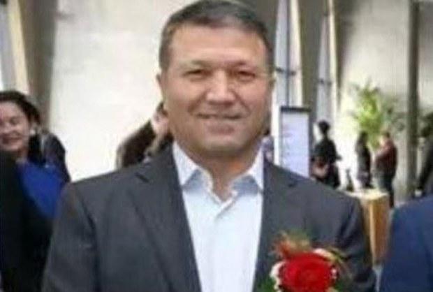 Uyghur businessman Musajan Imam in an undated photo.