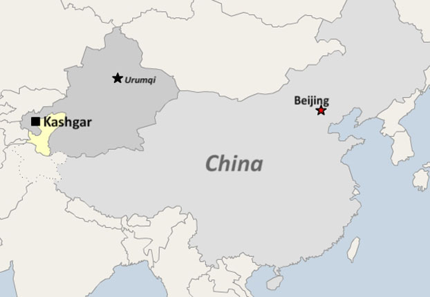 Region Of China Map.Under The Guise Of Public Safety China Demolishes Thousands Of Mosques