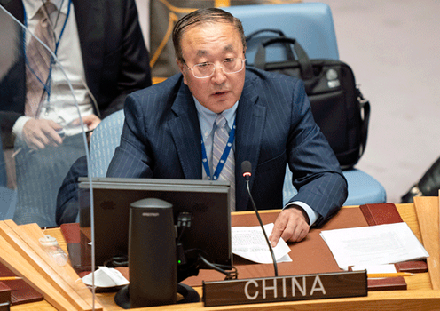 UN members condemn China over treatment of Uyghurs in Xinjiang