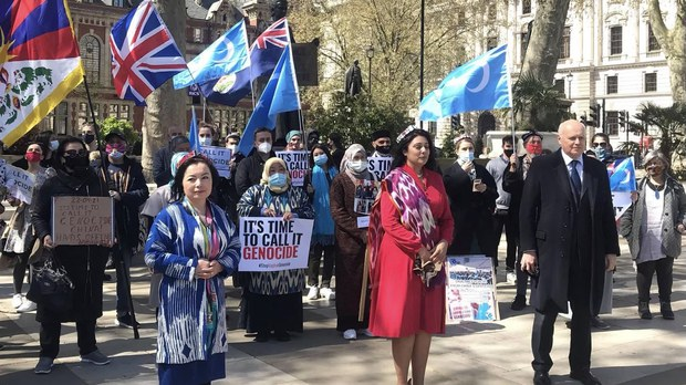 UK Parliament Unanimously Designates Abuses in Xinjiang as Genocide in Historic Vote