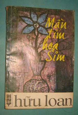 Huu Loan's book, The Purple Color of Sim Flowers.