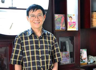 Nguyen Hue Chi in a file photo. Credit: Nguyen Hue Chi