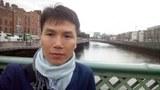 Vietnamese activist Do Nam Trung is shown in an undated photo.
