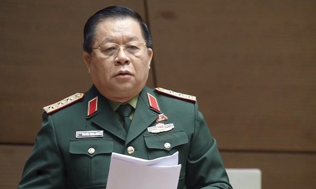 Vietnam Appoints Military General Country's New Propaganda Chief