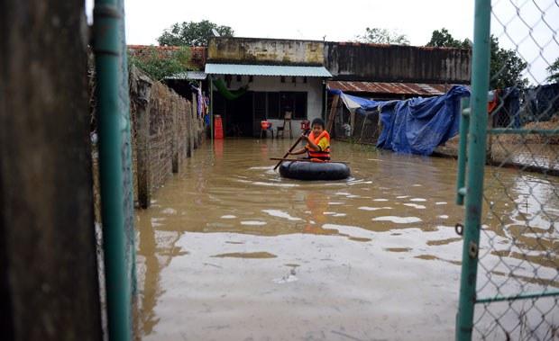 Dam Design and Greed Factored Into Flood Devastation in Vietnam
