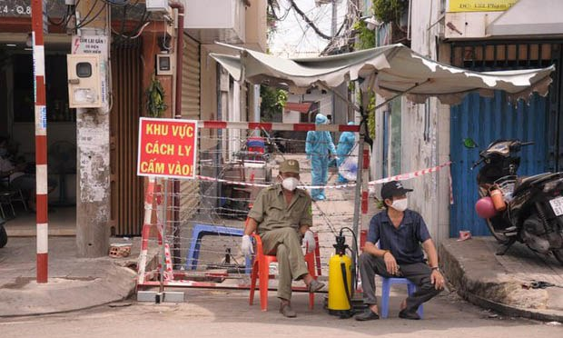 Vietnam's COVID-19 Deaths Climb to 207 Amid Errors in Reporting