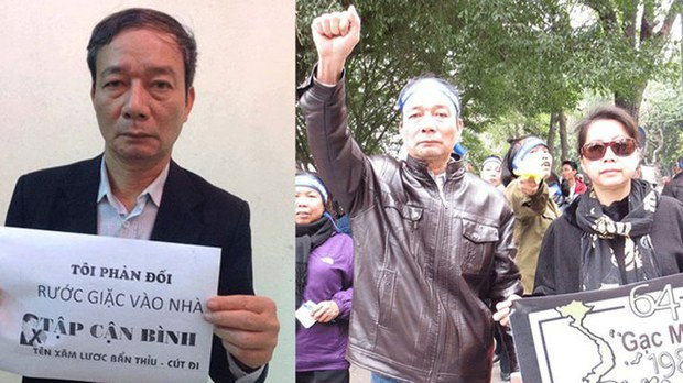 US, EU Demand Release of Vietnamese RFA Blogger and Others Jailed For 'Peaceful Expression' of Views