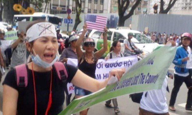 Vietnamese Dissident Released After Serving Full Prison Term