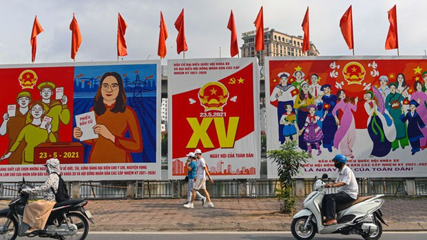 Vietnam Goes to The Polls With State-Approved Candidates Offering Little Choice