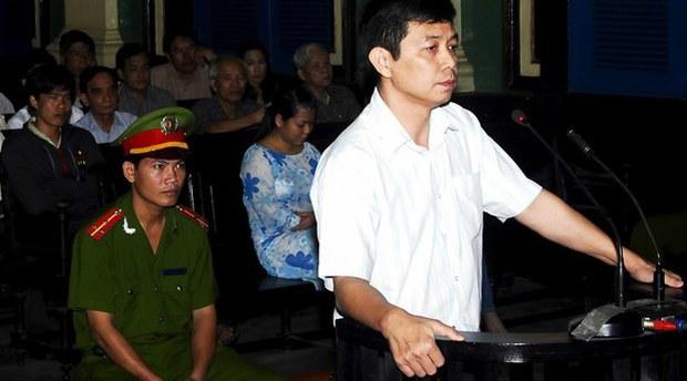 Jailed Vietnamese Democracy Advocate Hospitalized as Hunger Strike Hits Day 50