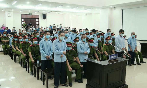 Dong Tam Prisoners Sent to New Jails Far From Home