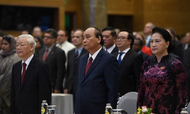 Names of Vietnam's Next Top Leaders Circulate Despite Warnings Against Leaks