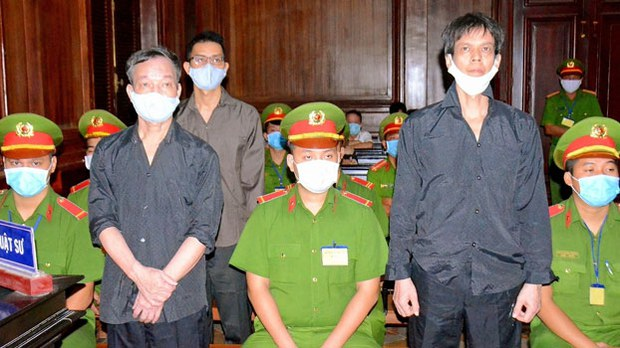 Jailed Vietnamese RFA Blogger Suffering From Poor Hygienic Conditions in Prison