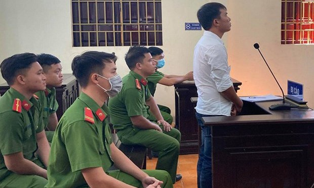 Vietnamese Facebook User Jailed For One Year For 'Offending' Officials