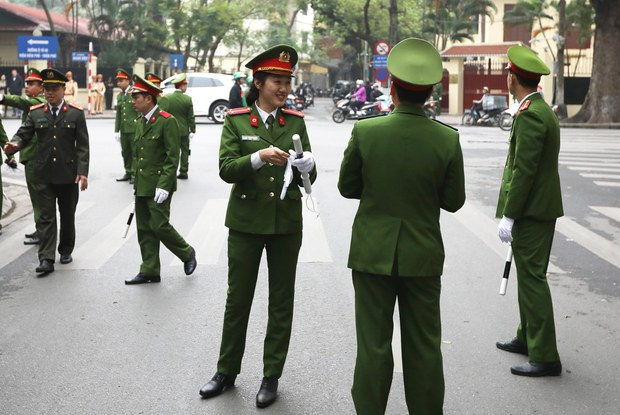 Vietnamese Police Say Prisoner Died After a Fall, Revising Earlier Suicide Claim