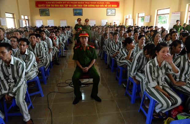 Inmates Riot After COVID-19 Spreads in Vietnamese Prison