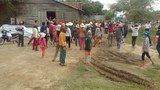 Protestors in Vietnam's Khanh Hoa Province Beaten