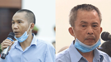 Vietnamese land-rights activists Le Dinh Chuc (left) and Le Dinh Cong were sentenced to death in September 2020 by a court in Hanoi for their role in the January 2020 Dong Tam incident.