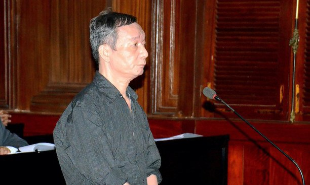 Jailed Vietnamese RFA Blogger Refuses to Appeal Sentence, Destroys Petition Form