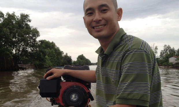 Vietnamese Facebook User Released From Prison One Month Early